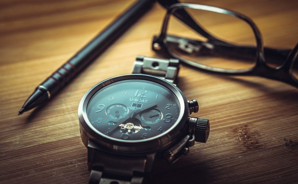 Ali Express horloge