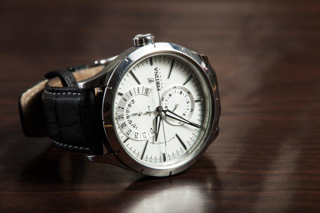 Ali Express heren horloge